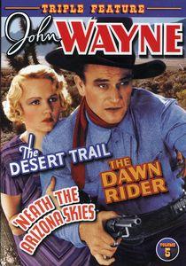 John Wayne Triple Feature 5