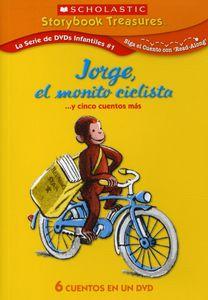 Jorge, El Monito Ciclista Y Cinco Cuentos Mas