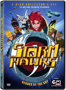 Storm Hawks: Heroes of the Sky