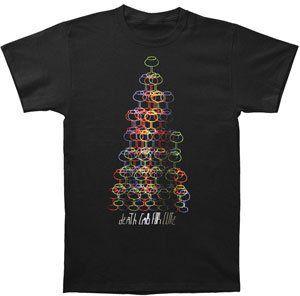 Champagne Slim Fit T-Shirt Black - XL