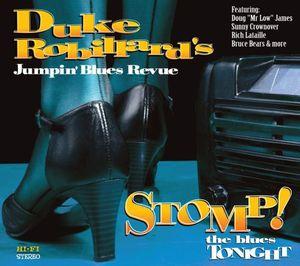 Stomp! The Blues Tonight , Duke Robillard