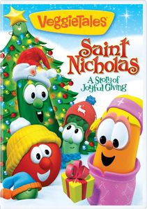 St. Nicholas: A Story Of Joyful Giving [Full Frame] [O-Sleeve]