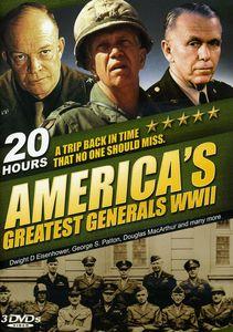 America's Greatest Generals WWII