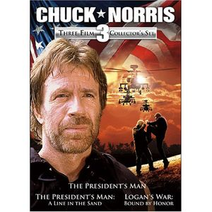 Chuck Norris Three Film Collection