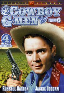 Cowboy G-Men: Volume 6