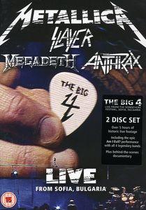 Big Four: Live From Sophia Bulgaria [Import]