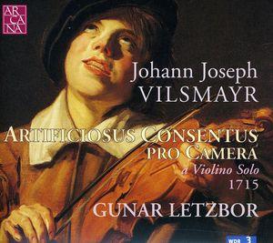 Artificosus Concentus Pro Camera a Violino Solo