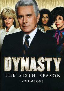 Dynasty: The Sixth Season Volume One , John Forsythe