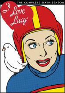 I Love Lucy: The Complete Sixth Season