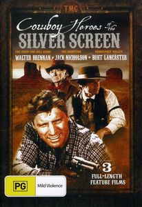 Cowboy Heroes of the Silver Screen [Import]