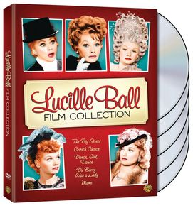 The Lucille Ball Film: Collection