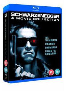 Arnold Schwarzenegger Boxset [Import]