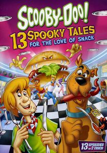 Scooby-Doo! 13 Spooky Tales: For the Love of Snack