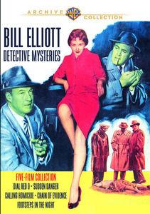Bill Elliott Detective Mysteries