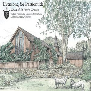 Evensong for Passiontide