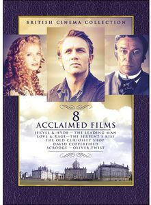 British Cinema Collection: 8 Acclaimed Films: Volume 3