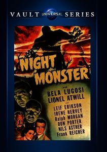 Night Monster , Bela Lugosi