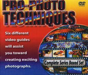 Pro-Photo Techniques Complete Series Boxed Set