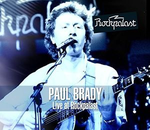 Paul Brady Live at Rockpalast (1983) [Import]