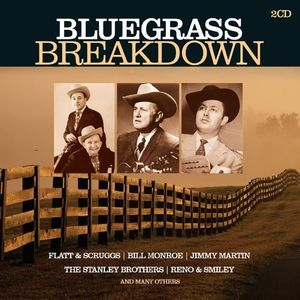 Bluegrass Breakdown /  Various [Import]