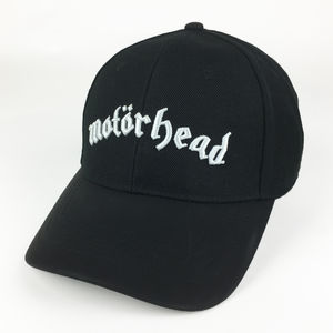 Motorhead Logo Snapback Baseball Cap