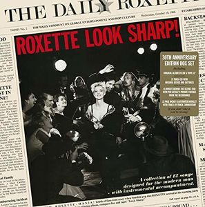 Look Sharp 30th Anniversary Edition [Import] , Roxette
