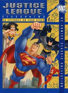 Justice League of America: Season 2
