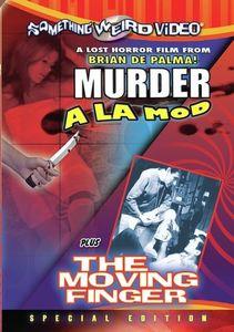 Murder a la Mod & Moving Finger