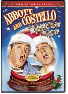 Abbott And Costello: The Christmas Show [Full Screen] [Amaray]
