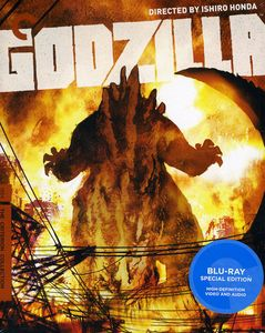 Godzilla (Criterion Collection)