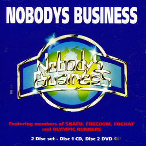 Nobody's Business [Import]