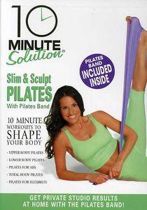 10 Minute Solution: Slim & Sculpt Pilates