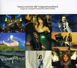 Final Fantasy VIII (Original Soundtrack) [Import]
