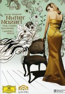 Anne-Sophie Mutter: Mozart: The Violin Sonatas