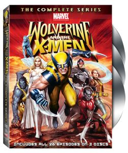 Wolverine and the X-Men: The Complete Series