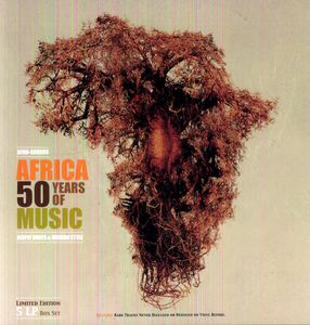 Africa: 50 Years Of Music , Various Artists