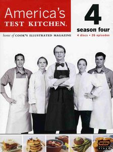 America's Test Kitchen: Season 4