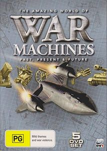 Amazing World of War Machines [Import]