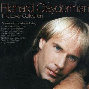 Love Collection Richard Clayderman [Import]