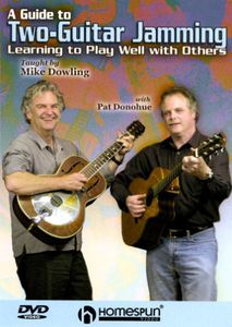 A Guide to Two Guitar Jamming