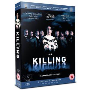 Killing: Season 1 (Danish Version) [Import]
