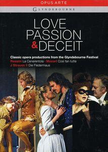 Love & Passion & Deceit Classic Opera