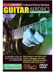 Guitar Aerobics-Intermediate