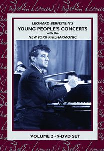 Leonard Bernstein's Young People's Concert With the New York Philharmonic: Volume 2