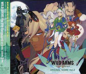Wild Arms the 5th Vanguard 2 (Original Soundtrack) [Import]