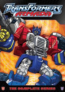 Transformers Armada: The Complete Series , Maria Aronoff