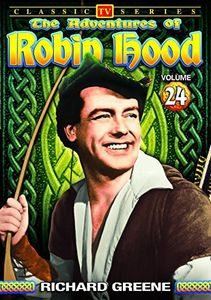 The Adventures of Robin Hood: Volume 24