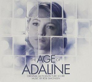 The Age of Adaline (Original Soundtrack) [Import]