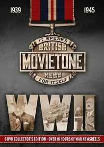 World War II: British Movietone Newsreel Years [Import]
