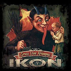 Gruss Vom Krampus B/ W Little Drummer Boy 70 [Import] , Ikon